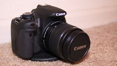 Review of Canon Rebel T4i