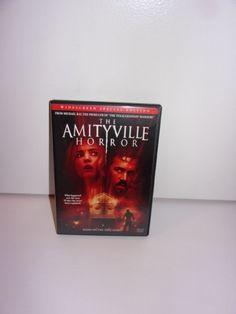 The Amityville Horror (DVD, 2005, Widescreen) Ryan Reynolds, Melissa George #MGM