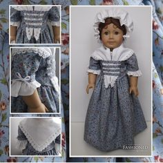 Gallery | Dress Up Outfits, Girl Outfits, Fashion Dresses, Ag Doll Clothes, Doll Clothes Patterns, Doll Patterns, American Girl Clothes, American Girls, Doll Costume