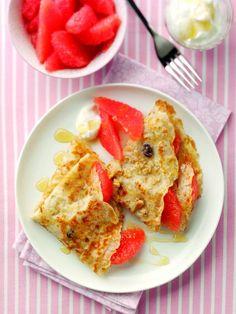 Granola pancake | Love Food Hate Waste