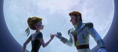 Anna y Hans la puerta es el amor