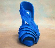 images of gum paste decorations   Fondant-gum-paste high heel shoe by irezoa...   Cake Decorating Ideas