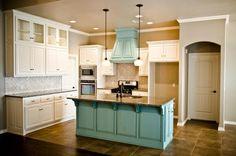 Beacon Fine Homes Kitchen-DREAM KITCHEN!