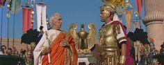 Caesar and Arrius agree on Ben-Hur's innocence