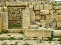 Gerasa, The Ancient City of Jerash - Jerash, Jordan