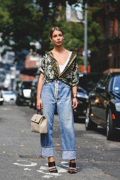 Diese Streetstyles der New York Fashion Week wollen wir jetzt tragen+#refinery29