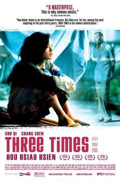 three times by hou hsiao-hsien / zui hao de shi guang
