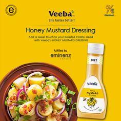 Veeba Honey Mustard Sauce Available npow at Kharidaari.com