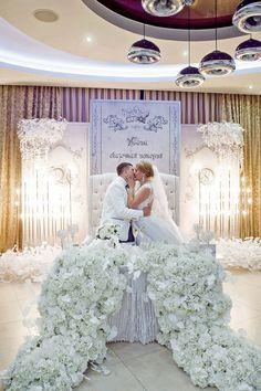 """Свадьба Игоря и Ольги """"Принцесса лебедь"""""""