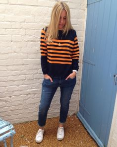 Our lovely store manager Philly in a few of her new season picks from @mihjeans @converse @cabinetjewellery @chilternstreetstudio jumper123   #newin #newseason #mih #converse #cabinetjewellery #jumper1234 #cashmere #ootd #collenandclare #southwold #aldeburgh #burnham