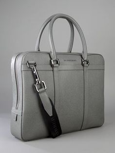 Burberry Computer Bag for work Briefcase For Men, Leather Briefcase, Leather Wallet, Leather Bags, Laptop Bag For Women, Work Bags, Computer Bags, Laptop Tote, Fashion Bags