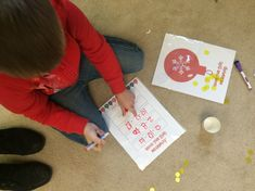 Differentiated Spill and Count  Practice decomposing numbers with this Christmas game! Includes a 3 addend recording sheet for more advanced practice  Great for kindergarten, grade 1, and grade 2