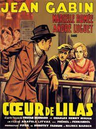 Cœur de lilas est un film français réalisé par Anatole Litvak, sorti en 1932. Pour mener son enquête, André Lucot, inspecteur de police, s'introduit dans le milieu en se dissimulant sous une fausse identité. Dans l'hôtel ou il loge il fait la connaissance de Martousse, un voyou, et de Coeur de Lilas, la maîtresse de celui-ci Coeur de Lilas s'éprend de Lucot, mais ne tarde pas à découvrir sa véritable identité.