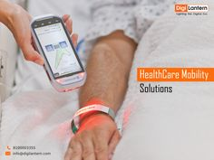 #DigitalHealth is a radical step integrating the entire spectrum of #Healthcare providers, consumers and researchers to provide efficient and individualized care to the patient. With versatile, innovative solutions specifically tailor-made for the healthcare industry, DigiLantern provides a customised approach to each case.