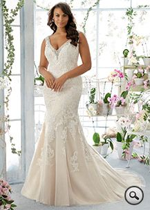 Mori Lee 3195 from the Julietta collection
