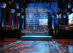 David Stark Design inspired by glass, water and light. David Stark, Stage Set, Empire State Building, Museum, Conference, Glass, Travel, Inspired, Water