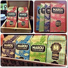 SwitiRoh Says: Marou Bars - a healthy chocolate bar