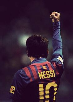 Lionel Messi.. Never watched a full football match but I know he is special