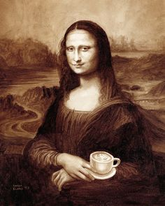 Art By Coffee! Latte Art By Karen Eland