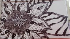 zentangle box