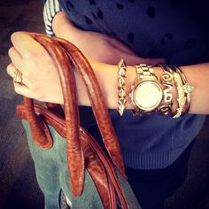 We are all about arm candy at www.andRuby.com! #love #fashion #jewelry #loveandRuby