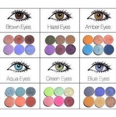 Como valorizar a cor dos nossos olhos, por Inês Pereira - A mulher é que manda