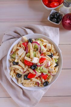 Light Recipes, Pasta Salad, Risotto, Food And Drink, Cooking, Ethnic Recipes, Fitness, Dessert Food, Dinners