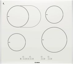 Bosch Induction Cooktop PIB672E14E  @ImportAppliencces NZ$ 1,562.84     Depth	527  Height	56  Width	606