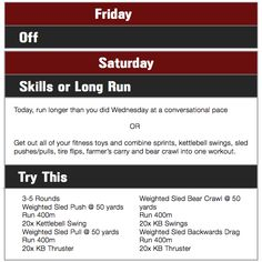 spartan race workout plan