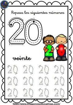 1 to 30 Numbers Line Study - Preschool Children Akctivitiys Pre K Worksheets, Letter Tracing Worksheets, Tracing Letters, Writing Worksheets, Preschool Worksheets, Writing Activities, Preschool Activities, Numbers Preschool, Free Preschool
