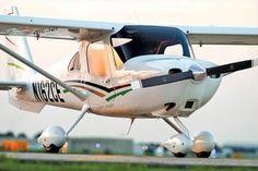 Cessna 162 Skycatcher N162CE