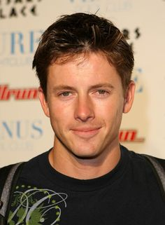Tanner Foust ~ a lil hottie who likes to drive fast....