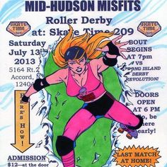 A Herb Trimpe original which we were honored to have as our bout poster... A great man and amazing artist the geek community and Mid-Hudson Misfits will miss you and mourn your passing #midhudsonmisfits #herbtrimpe #boutday #grief #nycc #dcon #geekcommunity #artist #comicbook #theincredibleherbtrimpe by midhudsonmisfits