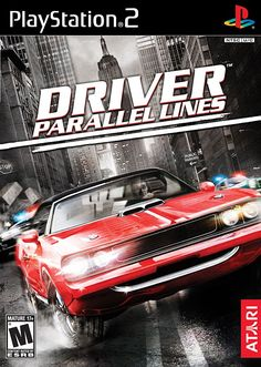 Driver Parallel Lines Playstation 2, Xbox, Juegos Ps2, Drive Angry, Video Game Collection, Tennis Players Female, Adobe Photoshop Lightroom, Free Games, Pc Games