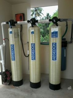 ABSIEDON Centralized Water Purifiers.