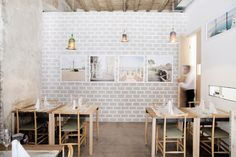 28 Posti Restaurant by Francesco Faccin #travel #milan
