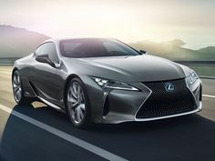 Introducing a new era of hybrid performance. Experience the world's first Multistage Hybrid. The Lexus LC 500h.