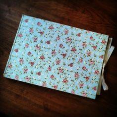 Caderno de receitas personalizado. Mais uma encomenda a seguir o seu caminho!