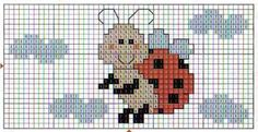 Thrilling Designing Your Own Cross Stitch Embroidery Patterns Ideas. Exhilarating Designing Your Own Cross Stitch Embroidery Patterns Ideas. Small Cross Stitch, Cross Stitch Cards, Cross Stitch Baby, Cross Stitch Designs, Cross Stitching, Cross Stitch Embroidery, Embroidery Patterns, Cross Stitch Patterns, Pixel Art Grid