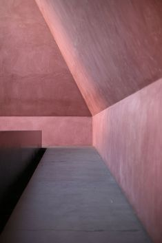 Red concrete ingenious for mud room floors or bathroom Minimalist Architecture, Art And Architecture, Architecture Details, Architecture Definition, Concrete Architecture, Ideas Mancave, Home Design, Interior Design, Interior Minimalista
