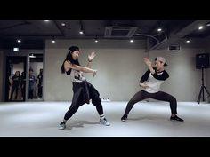 Mina Myoung Choreography / Good Kisser - Usher - YouTube Favorite dance by mina myoung