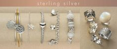 JUST BROUGHT THE LITTLE STACKER SET OF RINGS ... YUM