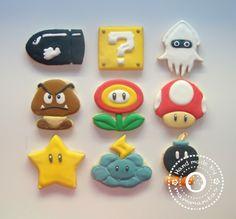 Super Mario cookies!