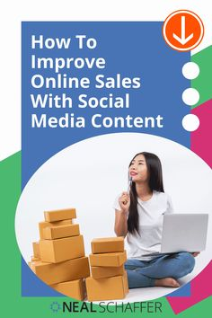 Discover how to improve online sales with social media content using the 24 tried and tested tactics in this article, including leveraging social ... Facebook Marketing, Content Marketing, Social Media Marketing, Social Media Trends, Social Media Content, Twitter Tips, Social Business, Influencer Marketing, Online Sales