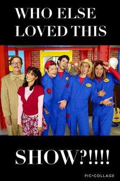 IMAGINATION MOVERS!