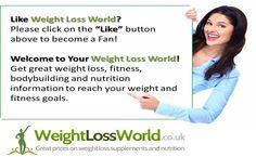 Like WeightLossWorld Facebook Page. https://www.facebook.com/WeightLossWorldUK/app_190322544333196