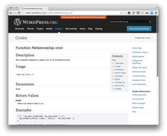 As it relates to scheduling events in WordPress, there's a lot of articles that already exist on setting up a WordPress cron job. Details: http://tommcfarlin.com/wordpress-cron-jobs