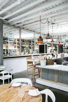 Salt Air Restaurant in Venice / sfgirlbybay