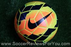 Nike Ordem Match Ball Review