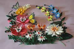 Floral composition on Behance - by: Prachi Malandkar